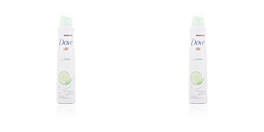 Dove GO FRESH pepino & té verde deo spray 200 ml