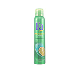 Fa LIMONES DEL CARIBE deo spray 200 ml
