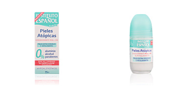 Instituto Español PIEL ATÓPICA déodorant roll-on peaux sensibles 75 ml