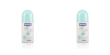 CALM & CARE deodorant roll-on Nivea
