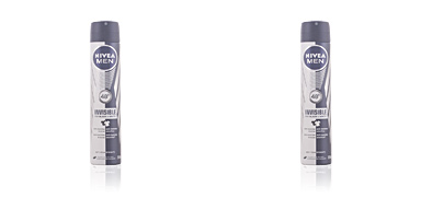 Desodorante MEN  INVISIBLE BLACK & WHITE anti-transpirante spray Nivea