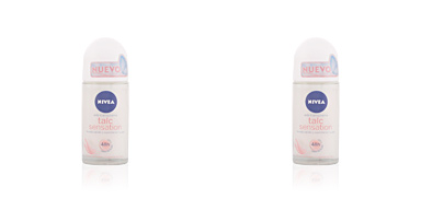 Nivea TALC SENSATION deo roll-on 50 ml