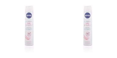 TALC SENSATION deodorant spray 200 ml Nivea
