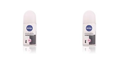 BLACK & WHITE INVISIBLE deo roll-on 50 ml Nivea