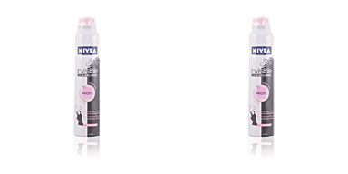 BLACK & WHITE INVISIBLE deo vaporizador 200 ml Nivea
