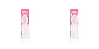 Cepillo para el pelo CEPILLO ovalado neumático, púas nylon color 17,5 cm Beter