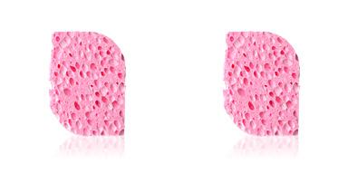 Limpieza facial ESPONJA desmaquilladora celulosa poro abierto Beter