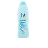 Gel de baño ALOE VERA crema de ducha hidratante Fa