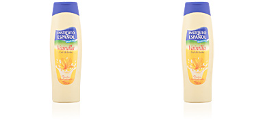 Shower gel VAINILLA gel de baño ducha hidratante Instituto Español