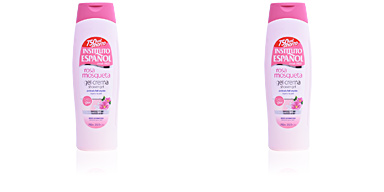Duschgel ROSA MOSQUETA shower gel Instituto Español