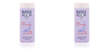 Le Petit Marseillais MIEL DE LAVANDA gel douche 400 ml