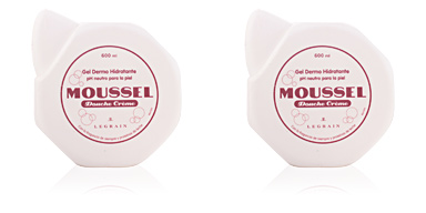 Moussel GEL DERMO HIDRATANTE blanco 600 ml