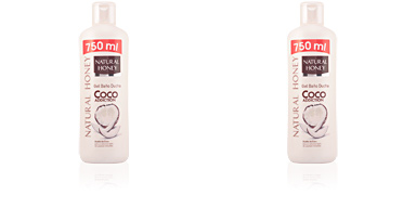 Natural Honey COCO ADDICTION duschgel 750 ml