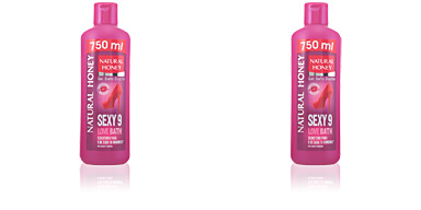 SEXY 9 LOVE gel de ducha 750 ml Natural Honey