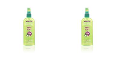 Produtos de cabelo FRUCTIS STYLE agua peinado activa rizos Garnier