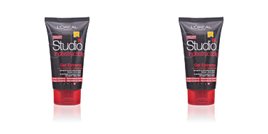 Hair Styling Fixers STUDIO LINE indestructible gel extremo nº5 L'Oréal París