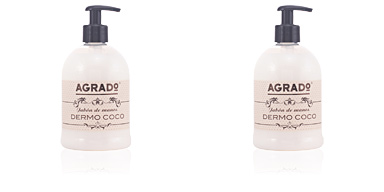 Agrado soap MANOS liquid coco 500 ml
