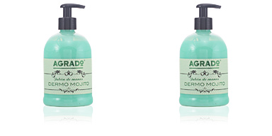 Agrado soap MANOS líquido mojito 500 ml