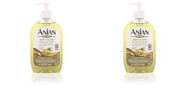 Anian OLIVA savon manos liquide dosificateur 500 ml