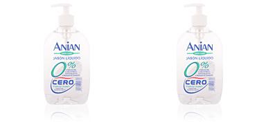 Jabón de manos CERO% jabón líquido especial manos Anian