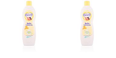 BAÑO HIDRATANTE con leche de almendras dulces 750 ml Nenuco
