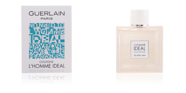 L'HOMME IDEAL eau de cologne spray 100 ml Guerlain