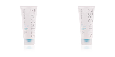TAN ENHANCING body moisturizing St. Tropez