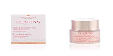 Skin tightening & firming cream  MULTI-RÉGÉNÉRANTE crème jour peux sèches Clarins