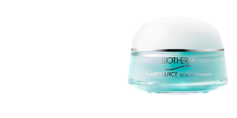 Anti ojeras y bolsas de ojos AQUASOURCE total eye revitalizer Biotherm