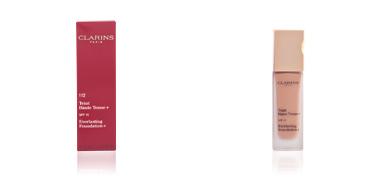 Base maquiagem TEINT HAUTE TENUE + SPF15 Clarins