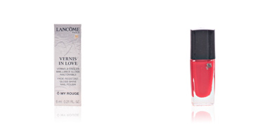 Lancôme VERNIS IN LOVE #136b-ô my rouge  6 ml