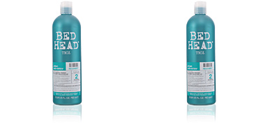 Shampoo brilho BED HEAD urban anti-dotes recovery shampoo Tigi