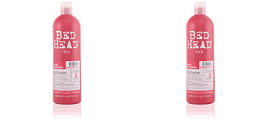 Champú hidratante BED HEAD urban anti-dotes resurrection shampoo Tigi