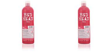 Après-shampooing réparateur BED HEAD urban anti-dotes resurrection conditioner Tigi