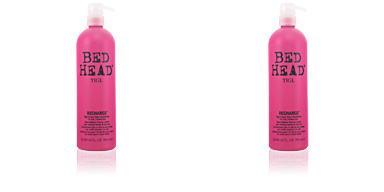 Shiny hair products BED HEAD RECHARGE conditioner Tigi