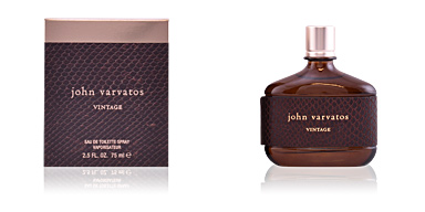 VINTAGE eau de toilette spray John Varvatos