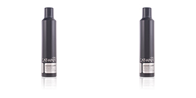Hair styling product CATWALK work it hairspray Tigi