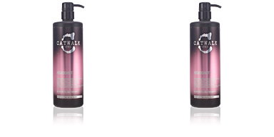 Shiny hair products CATWALK headshot conditioner Tigi