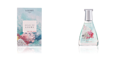 Loewe AGUA DE LOEWE MAR DE CORAL eau de toilette vaporizzatore 50 ml