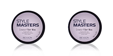 Hair styling product STYLE MASTERS creator fiber wax Revlon