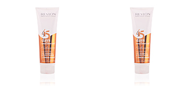 Shampoo per capelli colorati 24 DAYS 2in1 shampoo & conditioner for intense coppers Revlon