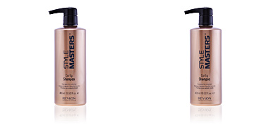 Shampooing anti-frisottis STYLE MASTERS shampoo for curly hair Revlon