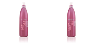Shampoo for shiny hair PROYOU COLOR shampoo for color-treated hair Revlon