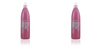 Revlon PROYOU PURIFYING detoxifying&balancing shampoo 350 ml