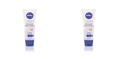 Nivea SMOOTH NOURISHING hand cream #macadamia nut oil 100 ml