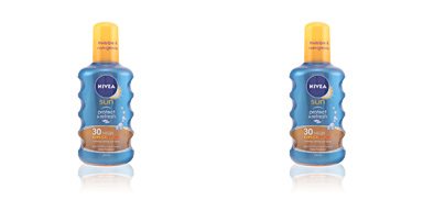 Nivea SUN PROTEGE&REFRESCA spray SPF30 200 ml