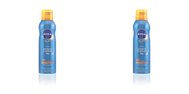 Lichaam SUN PROTEGE & REFRESCA SPF30 spray Nivea