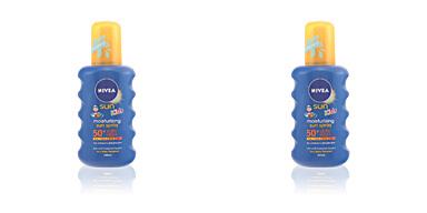 SUN NIÑOS protector hidratante spray SPF50+ 200 ml Nivea