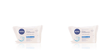 Nivea REFRESHING cleansing wipes 25 pz