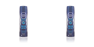 Nivea MEN FRESH ACTIVE deo vaporizador 150 ml